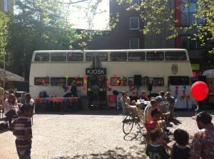 Buss bar
