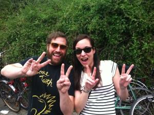 Josh and Vera
